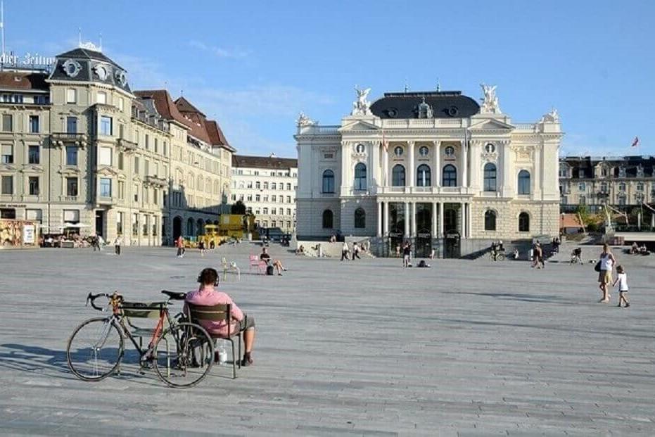 Zurich Vida un día cualquiera.